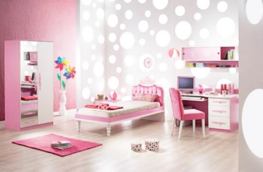 Image of: Awesome Girl Rooms