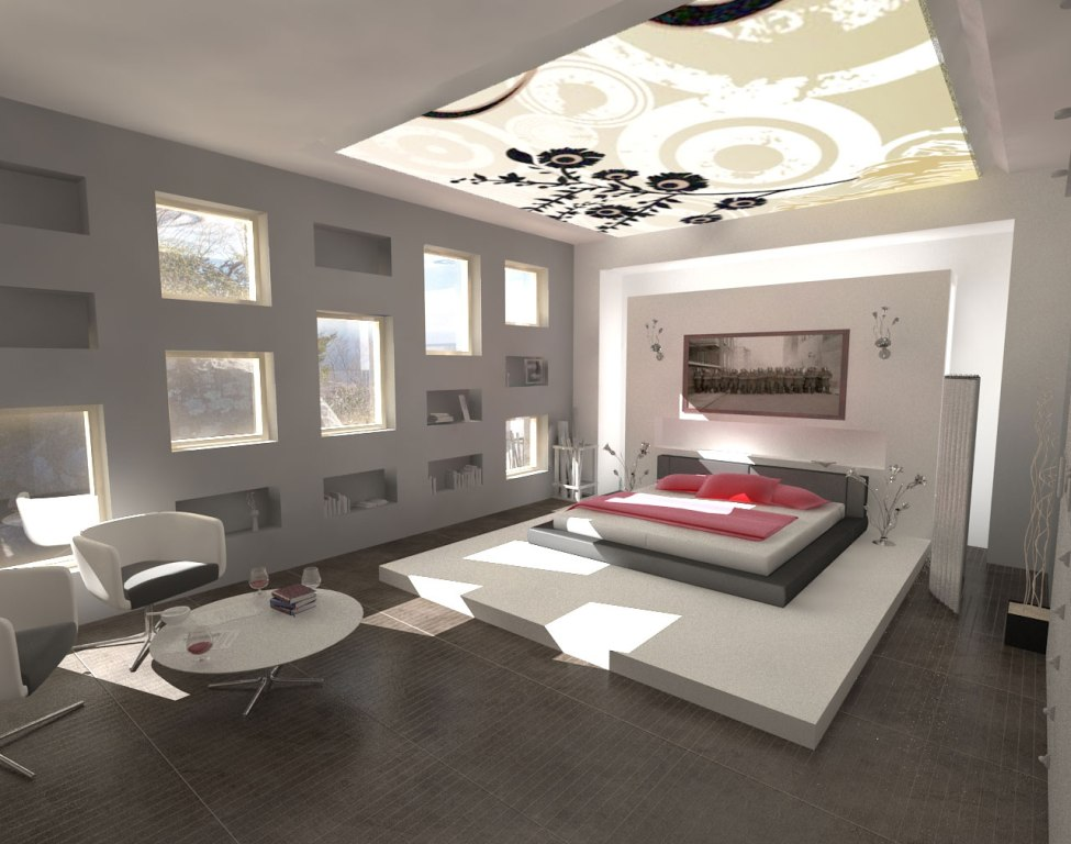 Image of: Bedroom Color Ideas 2017