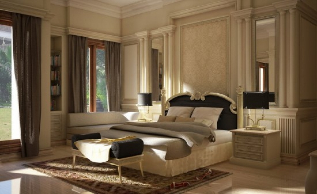 Image of: Bedroom Color Ideas For White Furniture