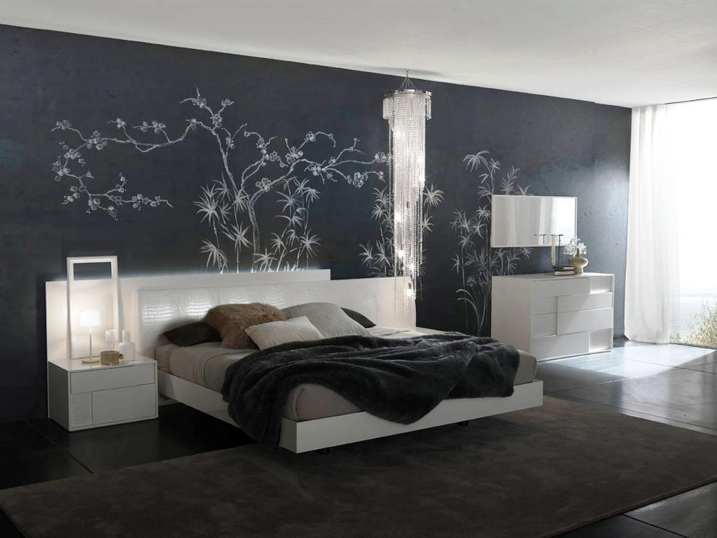 Image of: Bedroom Color Ideas Gray