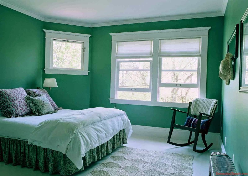Image of: Bedroom Color Ideas With Accent Wall