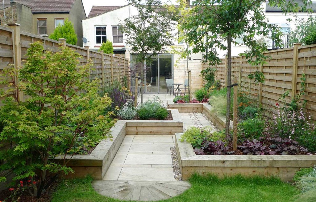 Image of: Best Garden Design