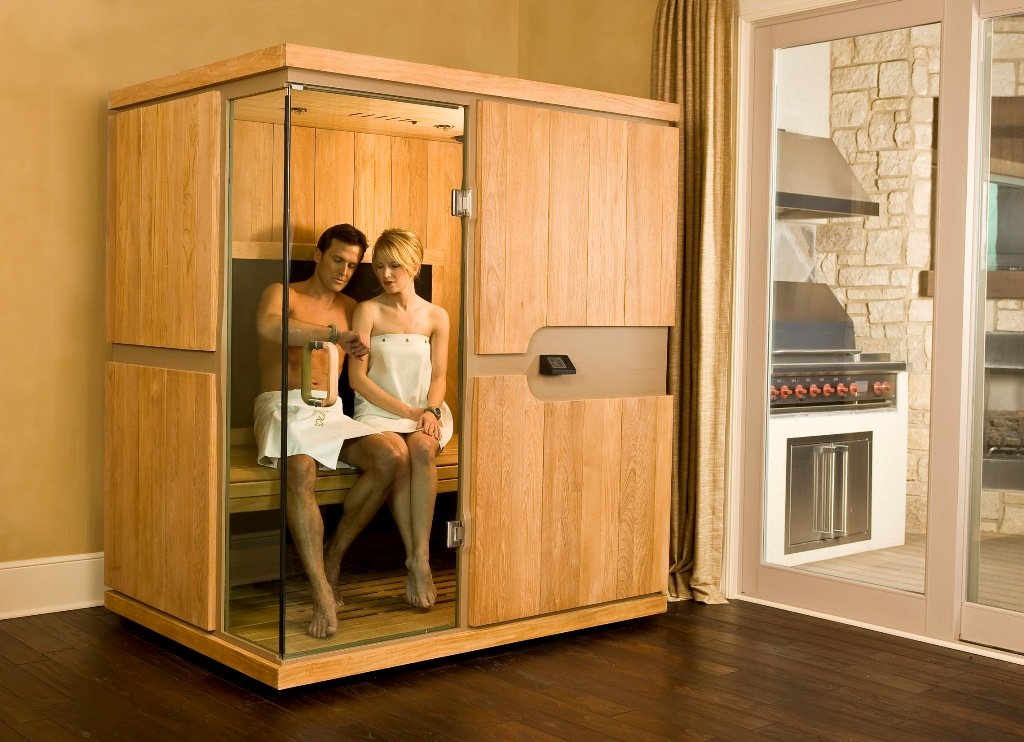 Image of: Best Infrared Sauna Design