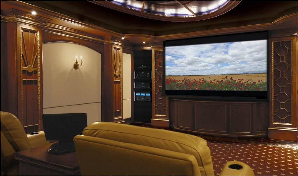 Image of: Bose Home Theater Systems