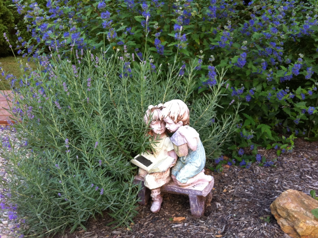 Image of: Children Garden Ornaments