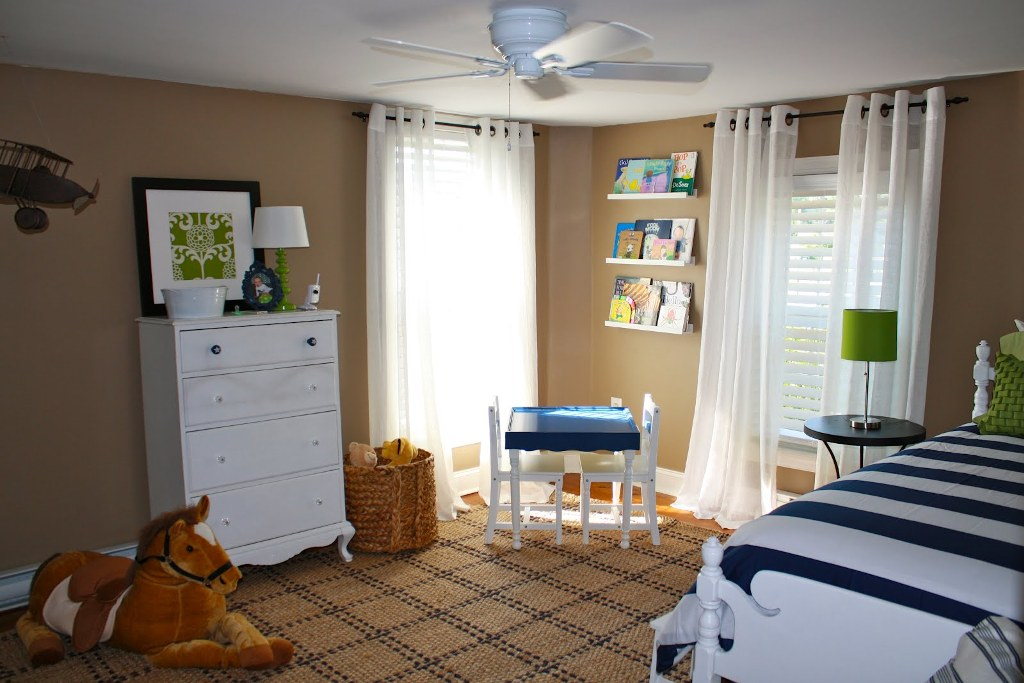 Image of: Children'S Room Organization Ideas