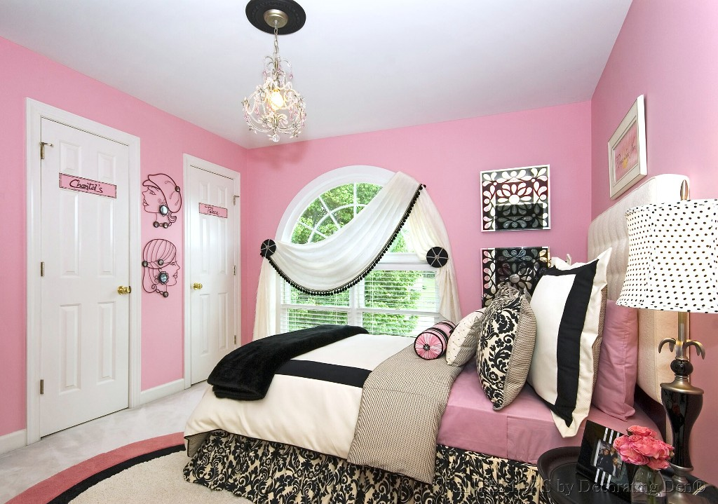 Image of: Girls Room Decor Ideas