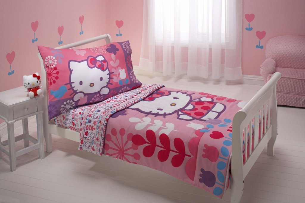 Image of: Hello Kitty Room Decorations