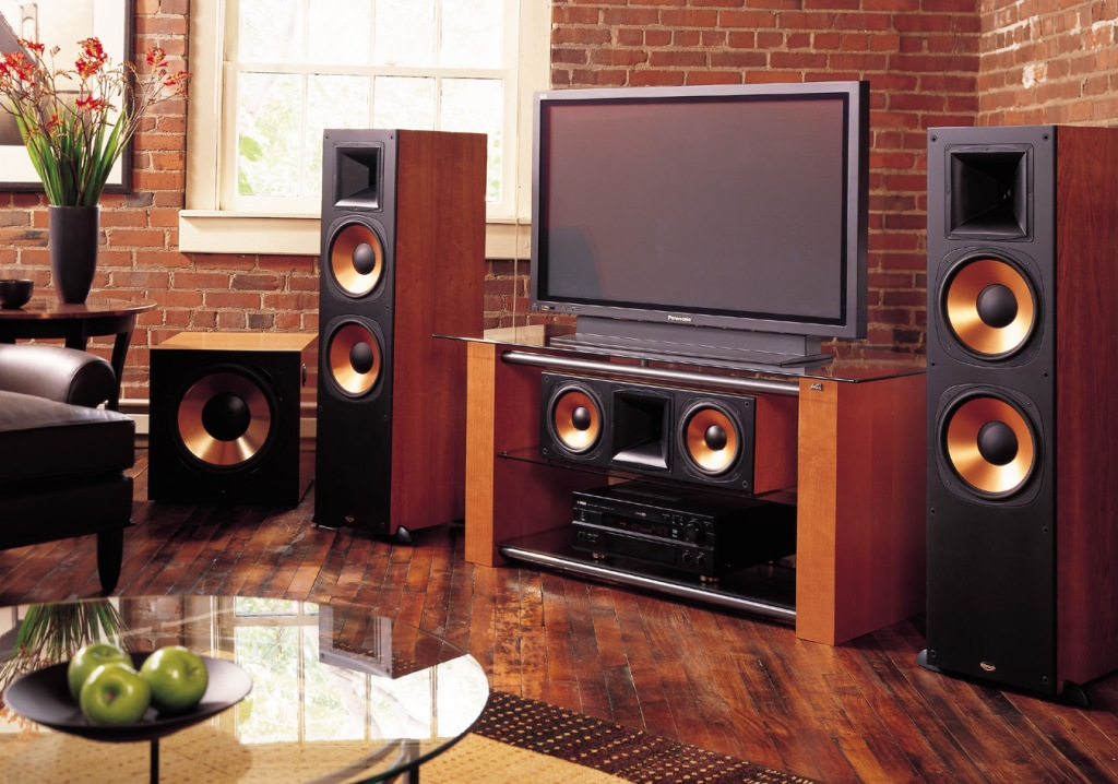 Image of: Home Theater Systems Design