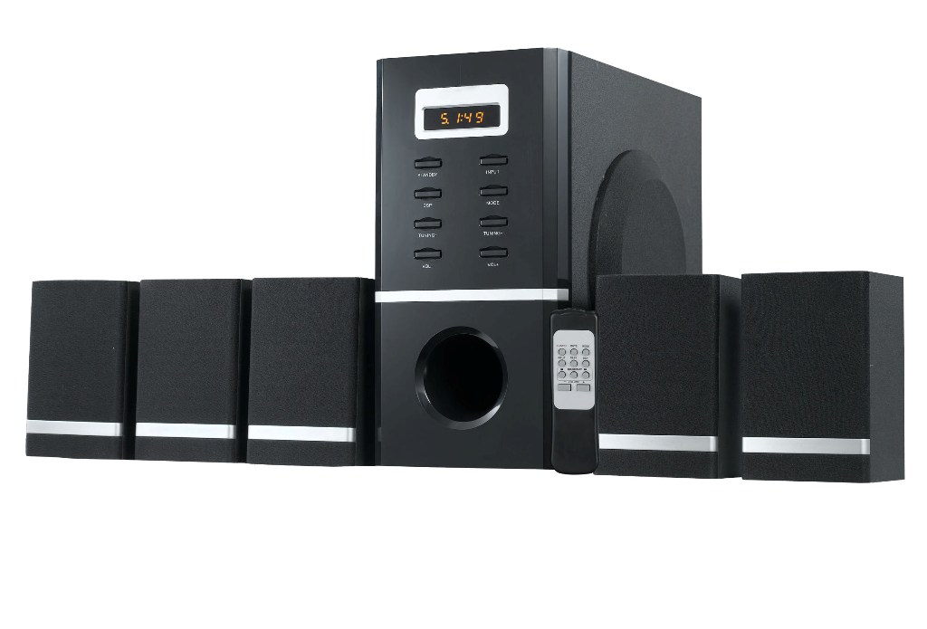 Image of: Home Theater Systems In A Box