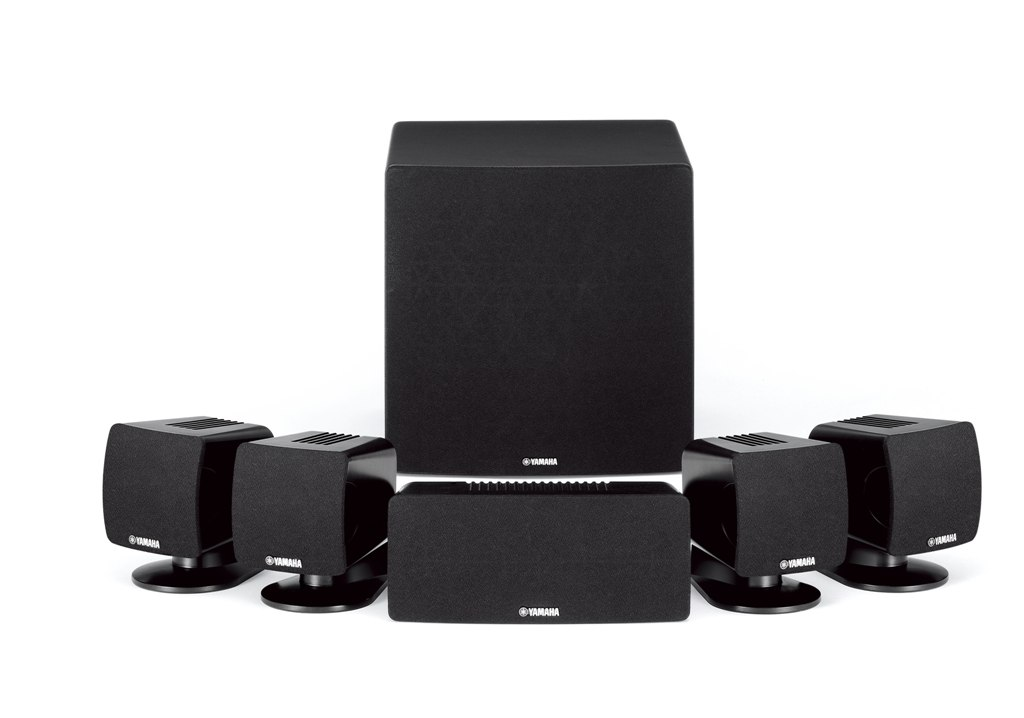 Image of: Home Theater Systems With Wireless Speakers
