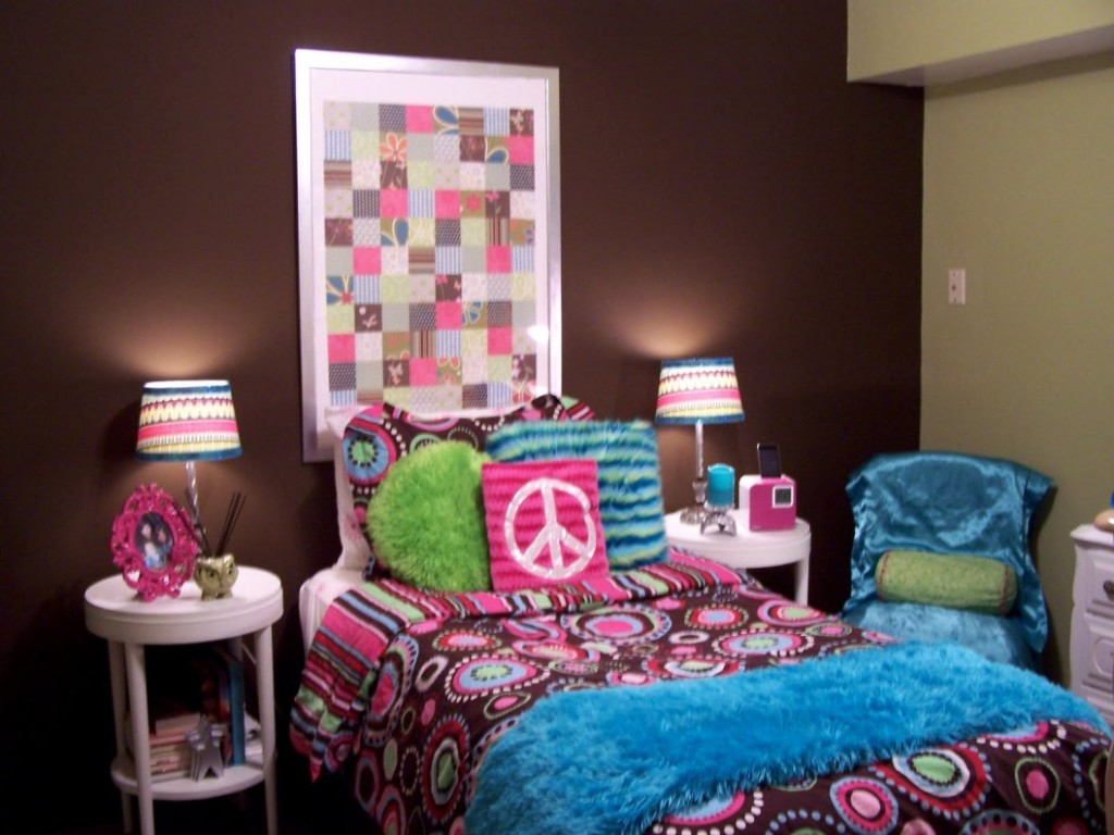 Image of: How To Decorate A Girls Room With Butterflies