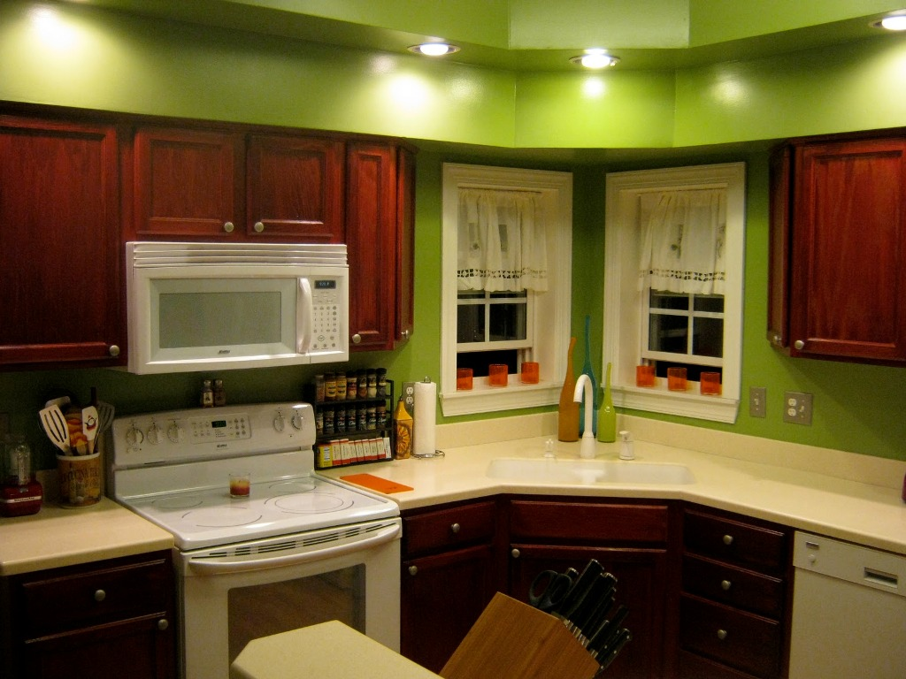 Image of: Ideas For Kitchen Colors
