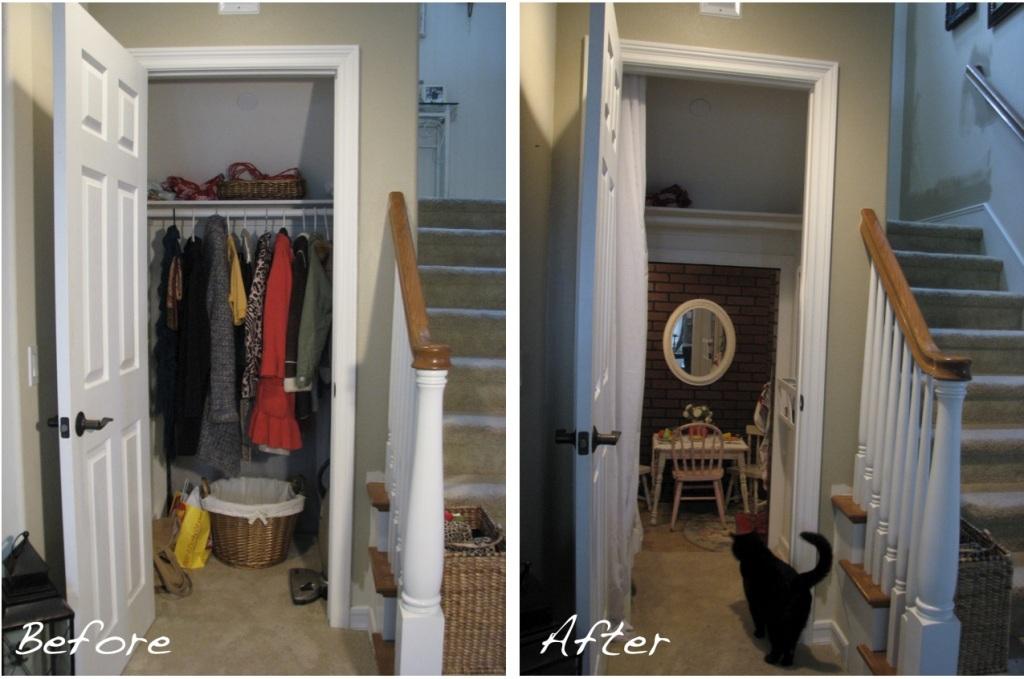 Image of: Ideas For Space Under Stairs Gallery