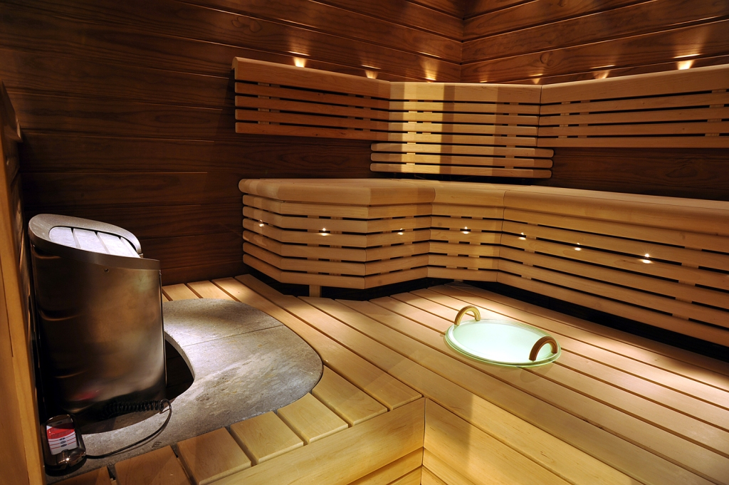 Image of: Infrared Sauna Design