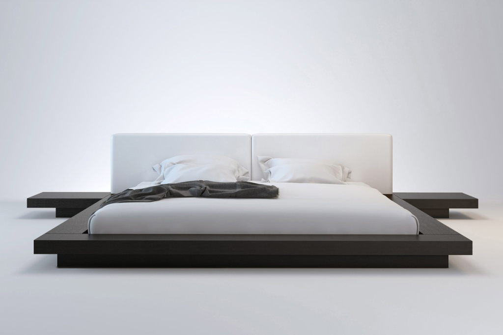 Image of: Japanese Style Bed Frame