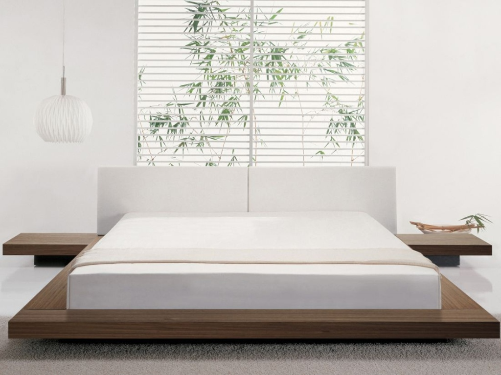 Image of: Japanese Style Bedroom Design Ideas