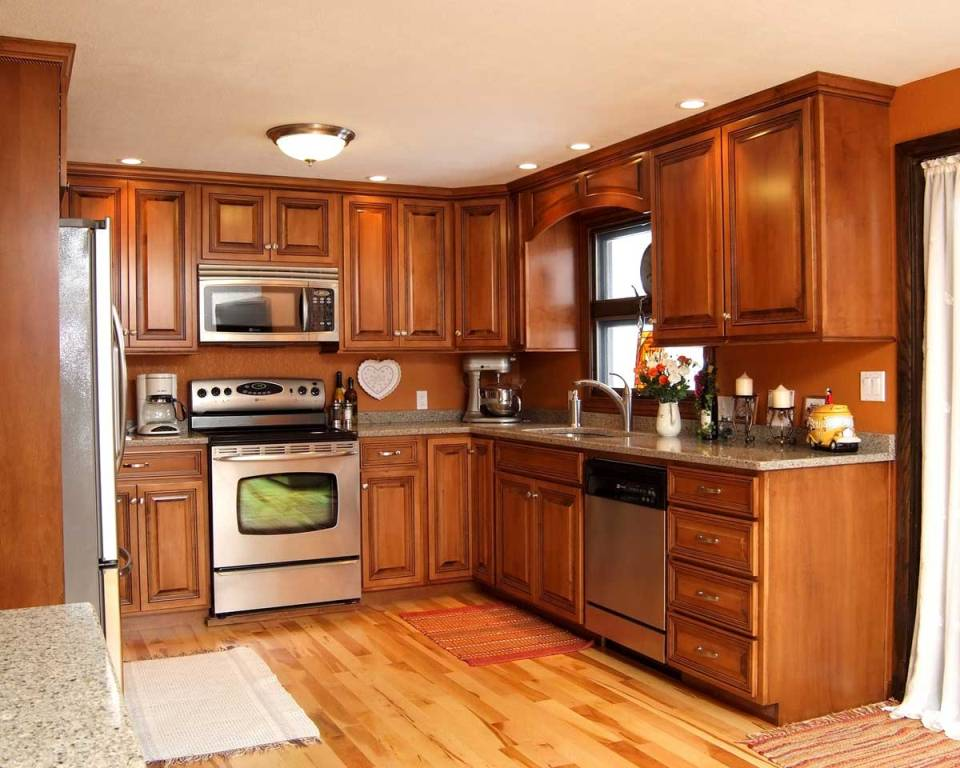 Image of: Kitchen Colors Ideas Furniture