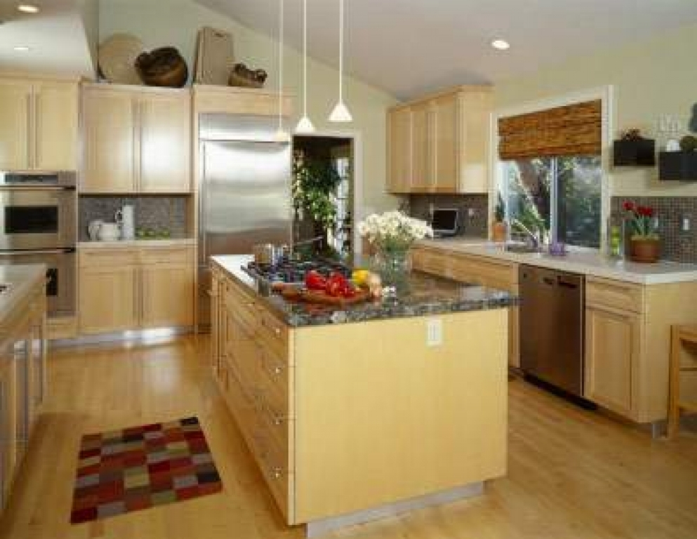 Image of: Kitchen Island Design Pictures