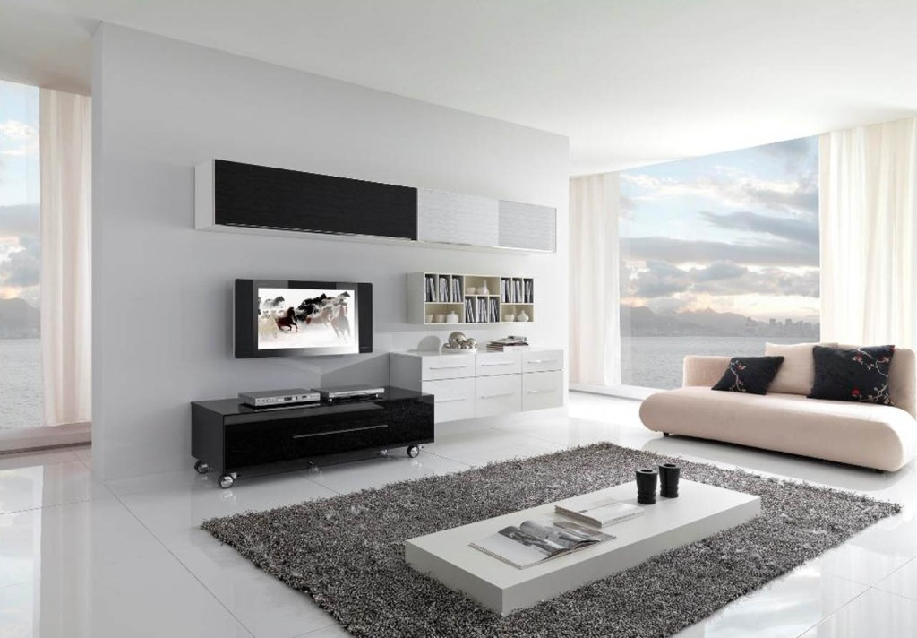 Image of: Minimalist Living Room Pictures