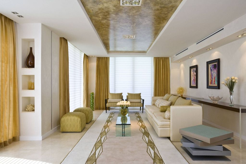 Image of: Narrow Living Room Designs