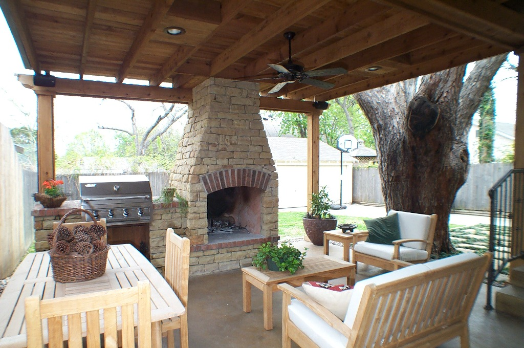 Image of: Outdoor Living Room Furniture