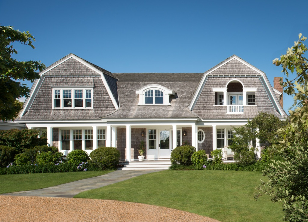 Image of: Shingle Style Home Plans