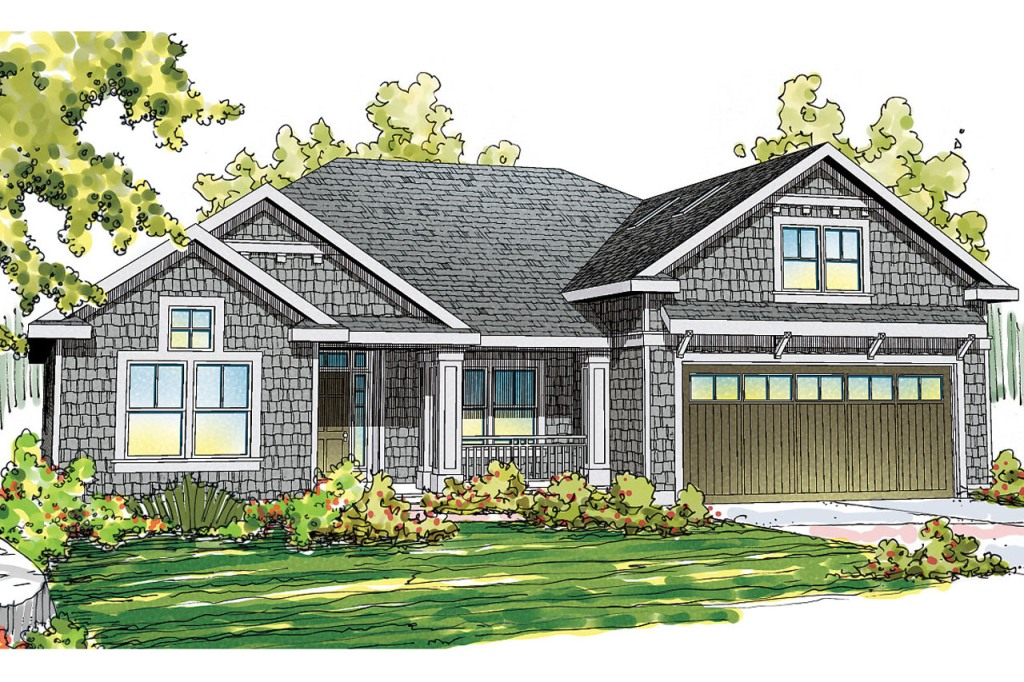 Image of: Shingle Style House Plans For Narrow Lots