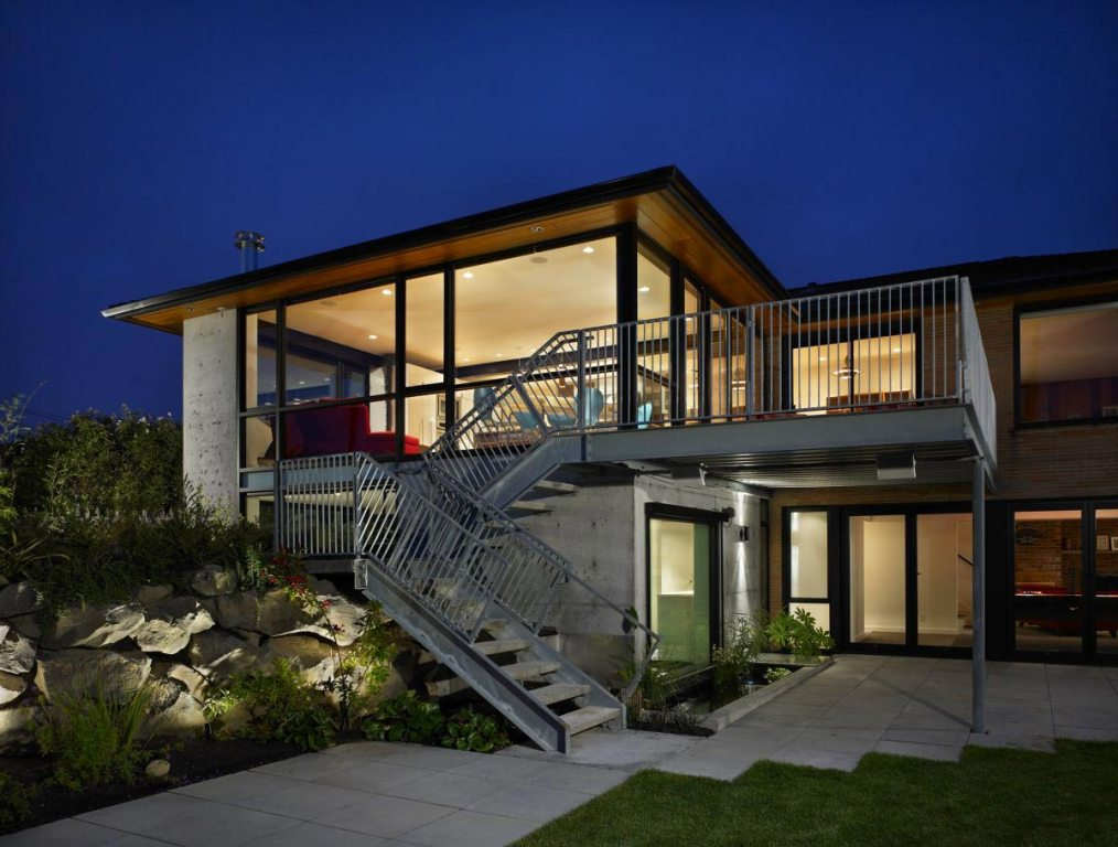 Image of: Contemporary House Design Images