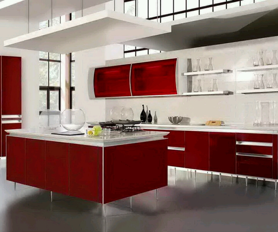 Image of: Contemporary Kitchen Design Articles