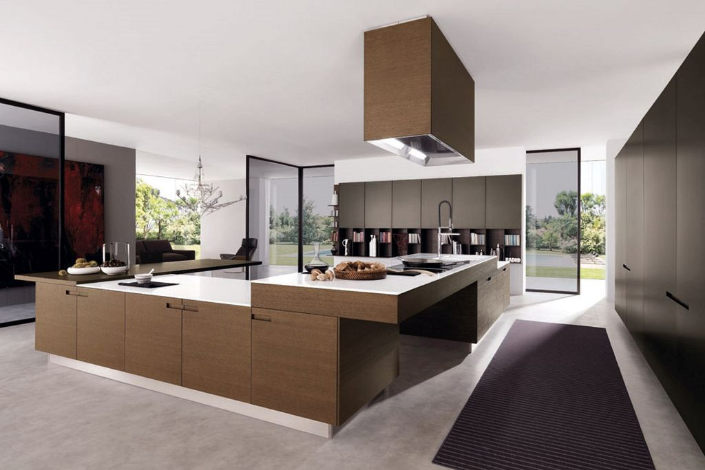 Image of: Contemporary Kitchen Designs Ideas