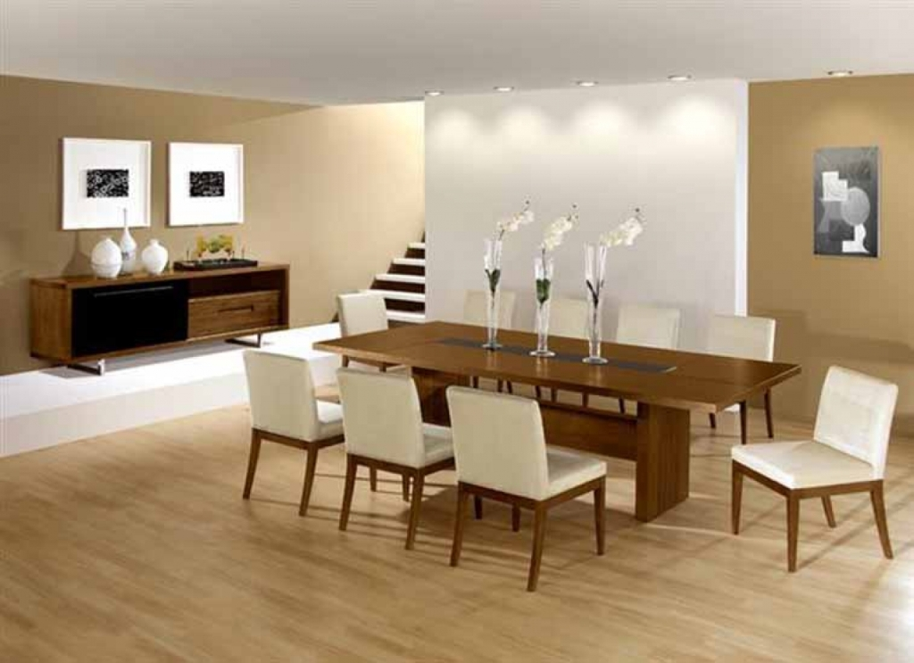 Image of: Dining Room Designs For Small Rooms