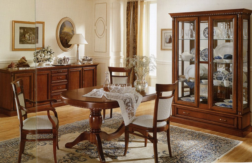 Image of: Dining Room Designs For Small Spaces