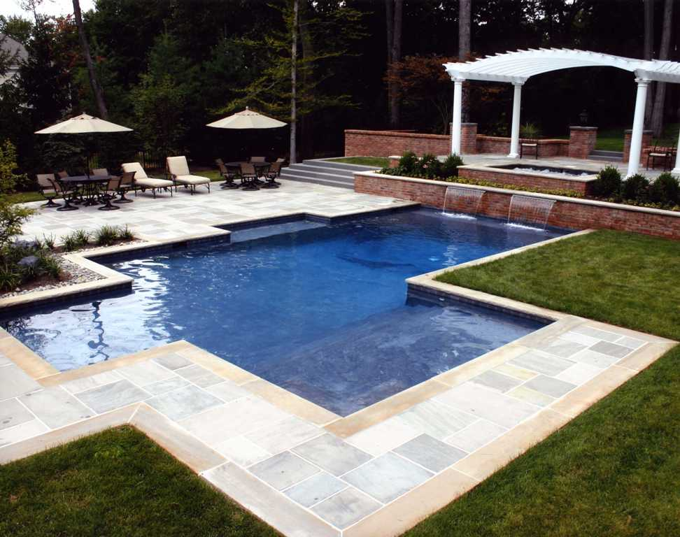 Image of: Free Swimming Pool Design