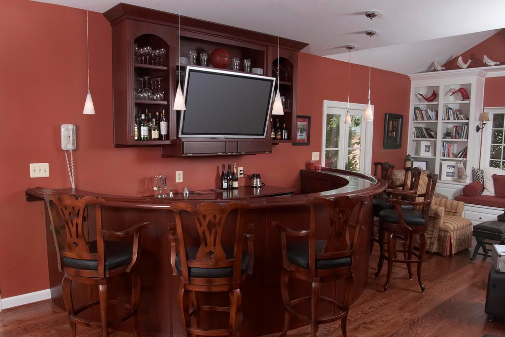 Image of: Home Bar Pictures Gallery