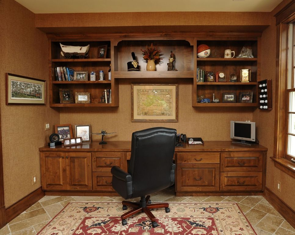 Image of: Home Office Design And Installation