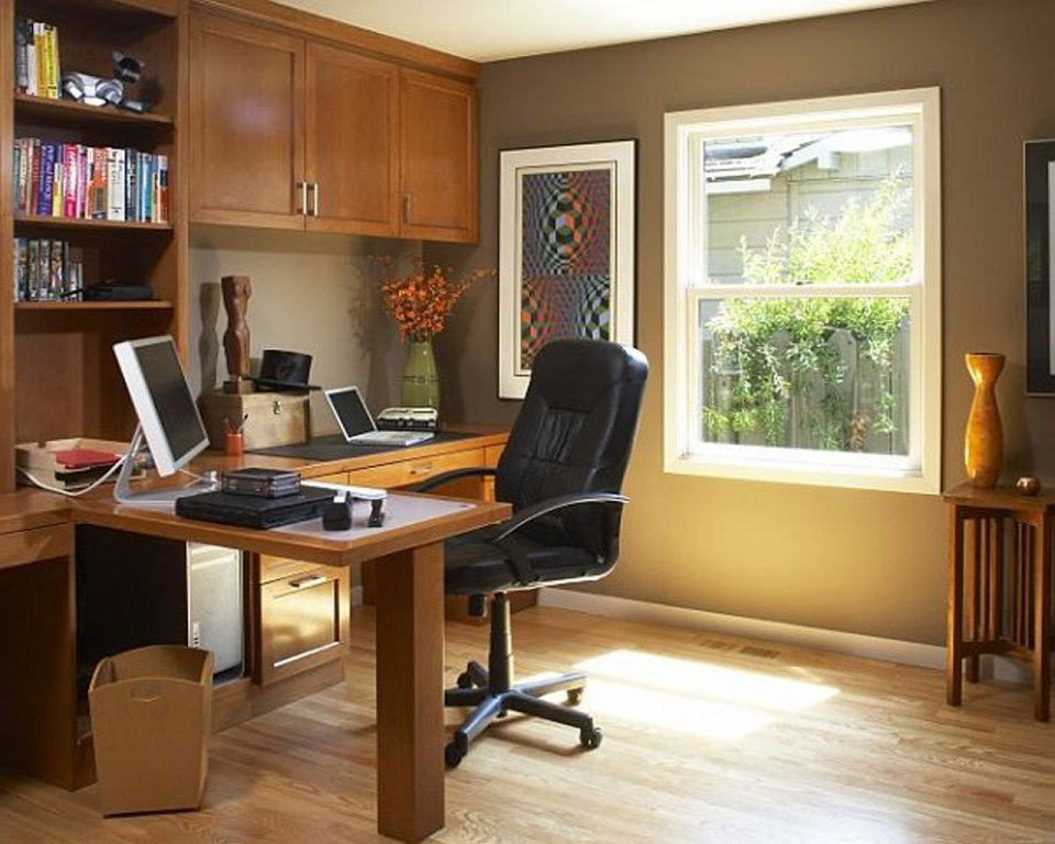 Image of: Home Office Design Ideas