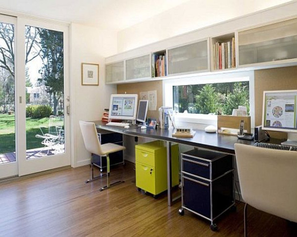 Image of: Home Office Design Inspiration