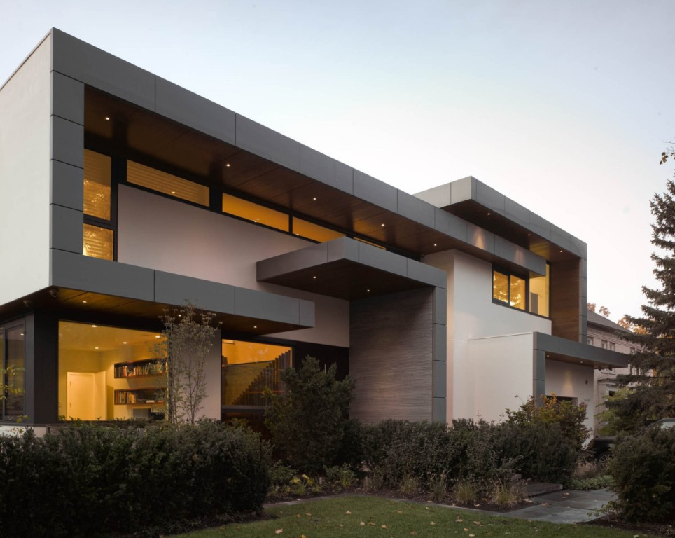 Image of: Modern House Designs