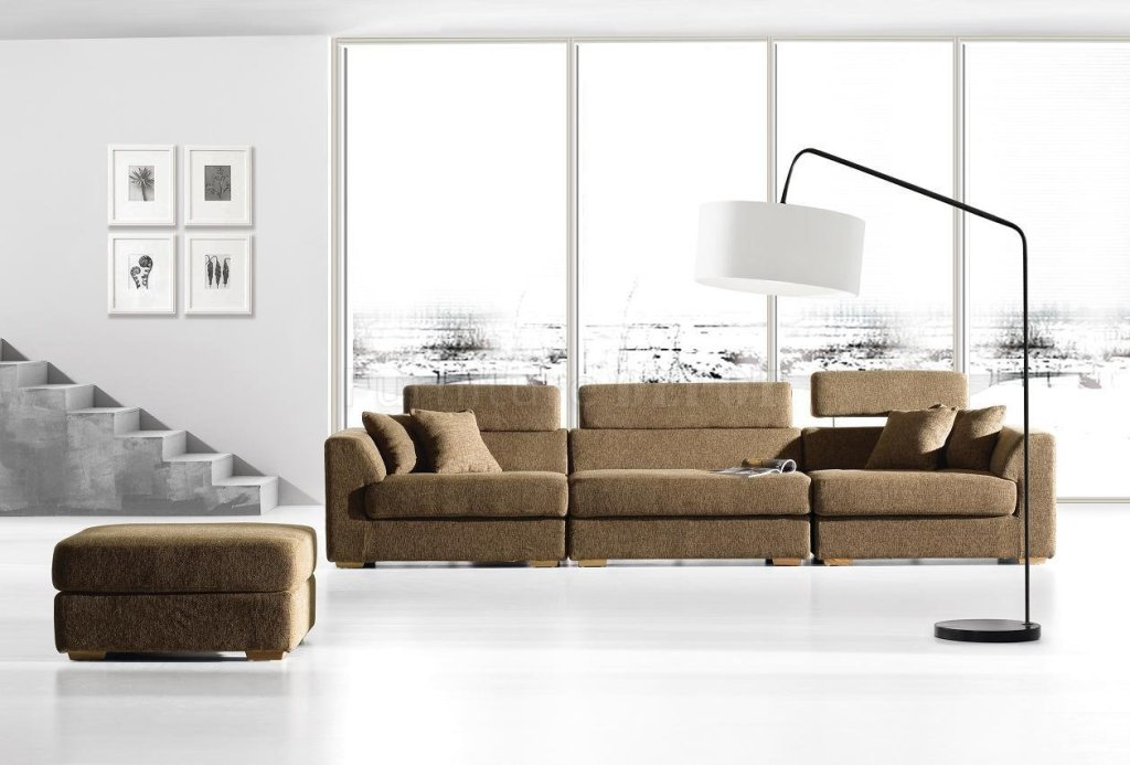 Image of: Modern Modular Sectional Sofas