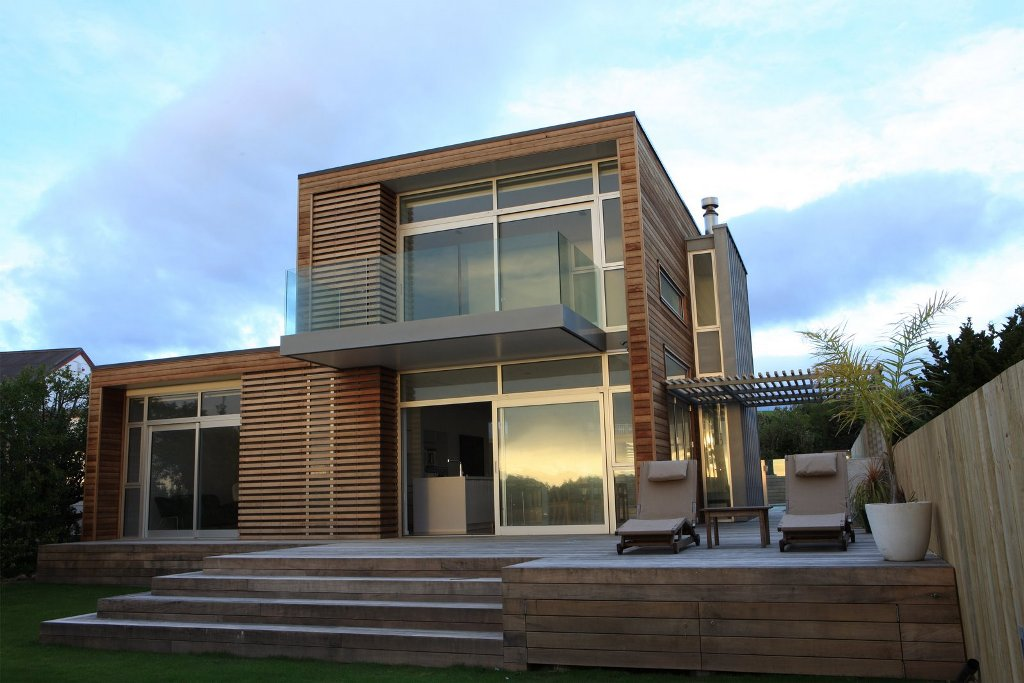 Image of: Modern Residential Architecture