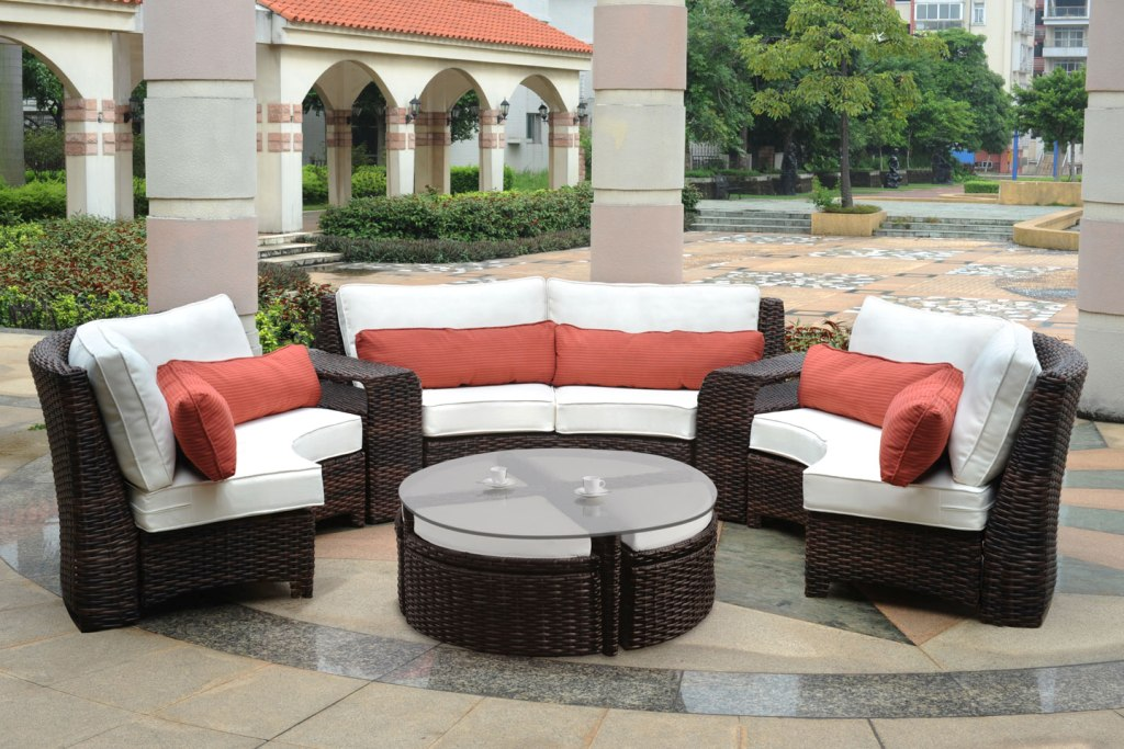 Image of: Outdoor Bench Seating Furniture