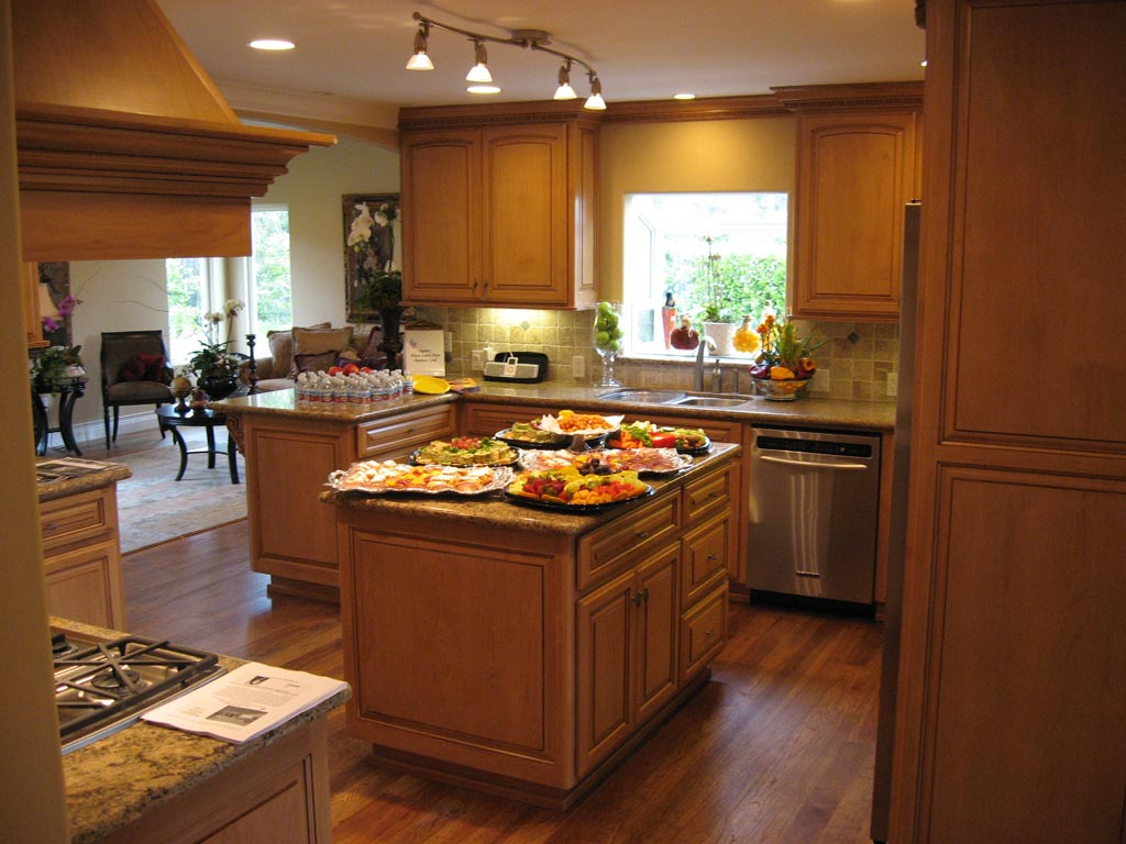 Image of: Rustic Italian Style Kitchens