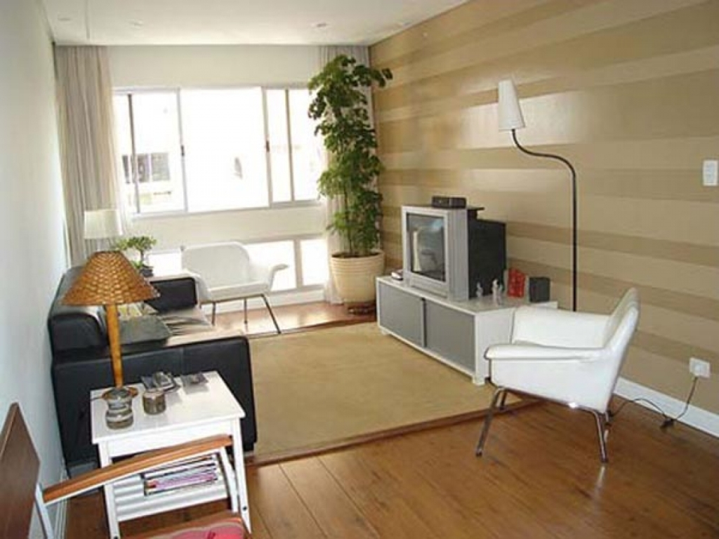 Image of: Small Apartment Living