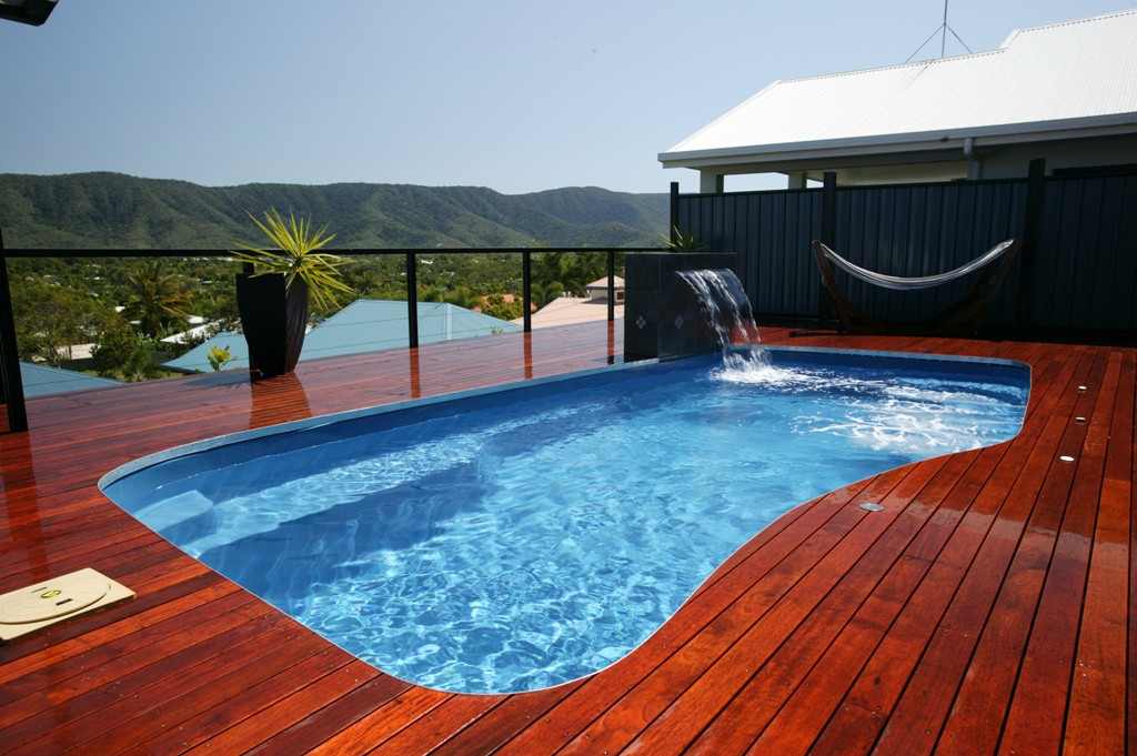Image of: Swimming Pool Structural Design