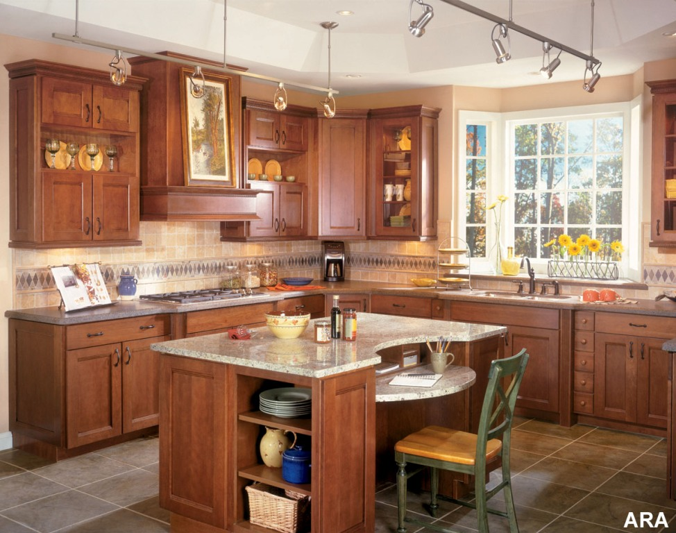Image of: Tuscan Kitchen Colors