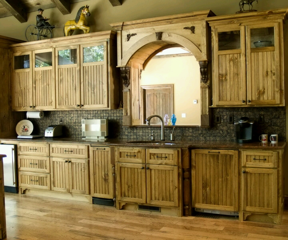 Image of: Wooden Kitchen Island Designs