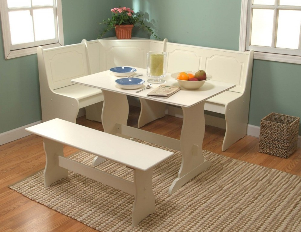 Image of: Compact Dining Table With Chairs