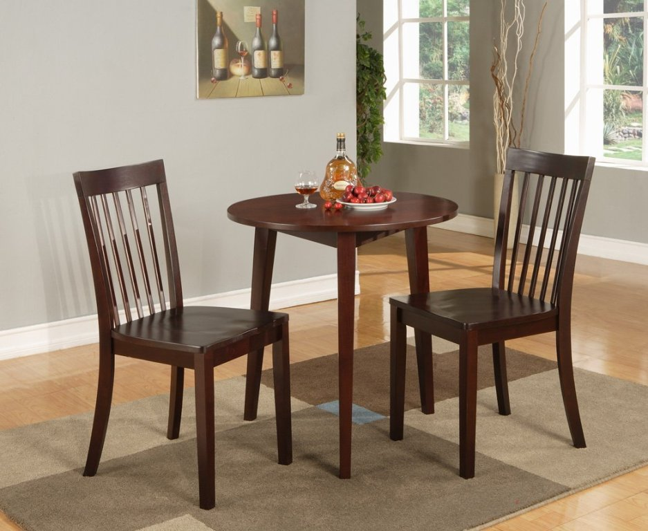Image of: Compact Dining Tables For Apartments