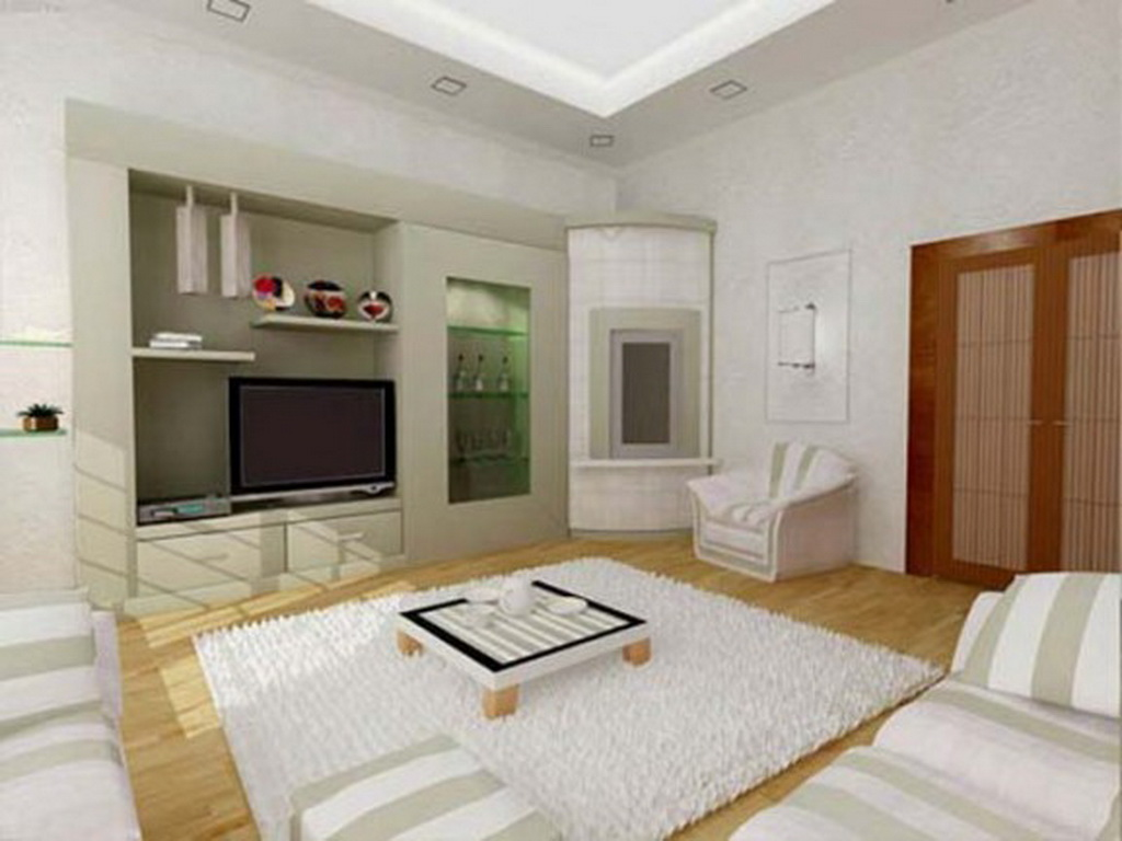 Image of: Living Room Interior Design For Small Spaces Gallery